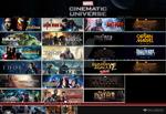 Marvel Cinematic Universe by DiamondDesignHD