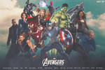 The Avengers Roster Wallpaper