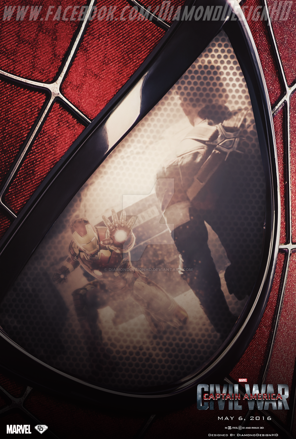 Captain America: Civil War (FAN MADE) Teaser by DiamondDesignHD on ... The Bag Man Movie Poster