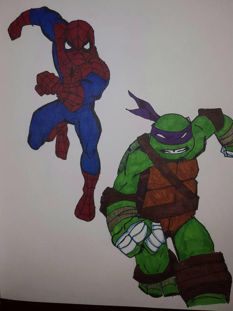 spider_man_and_donatello_heroes_united_3