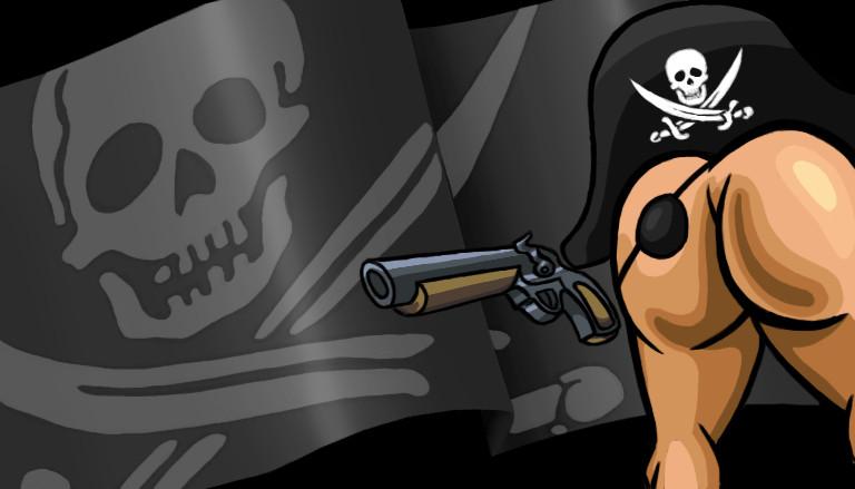 Ass Pirate 77