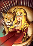 Prowess of a Lioness