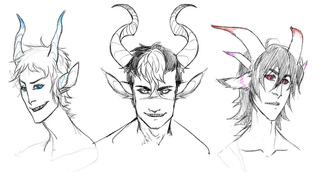 Voltronhorns by against-the-law