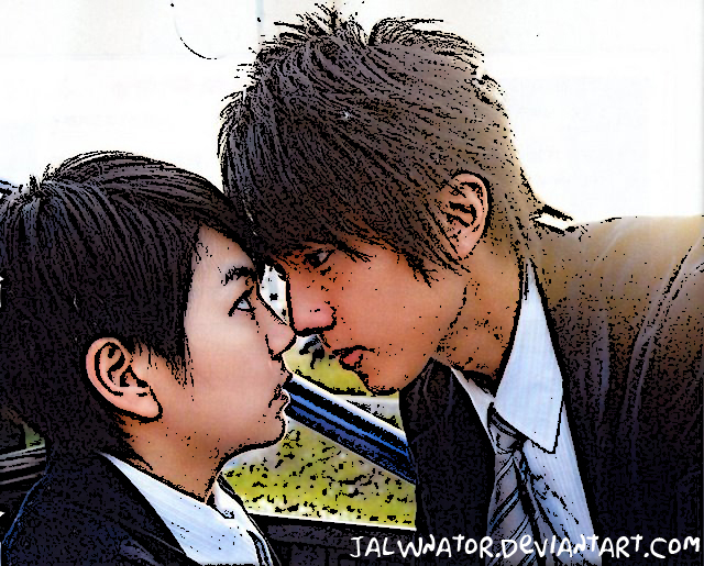 wu chun and ella chen 3 by jalwynator on deviantart