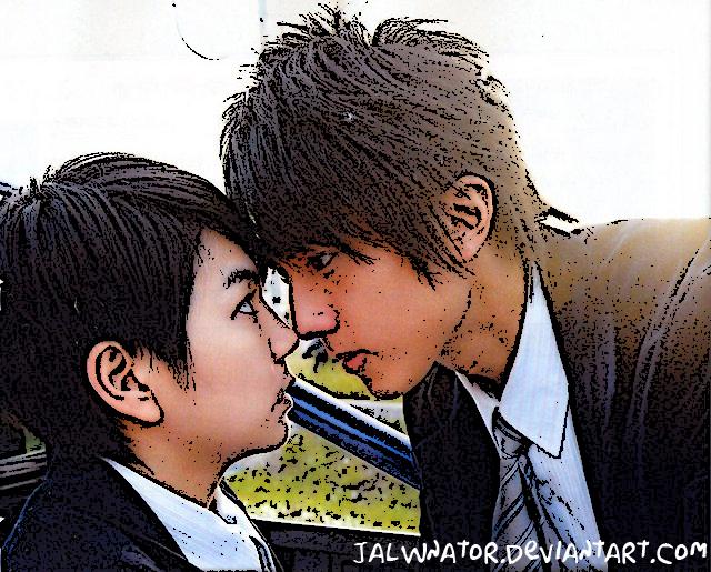 wu chun and ella chen 3 by jalwynator on deviantart