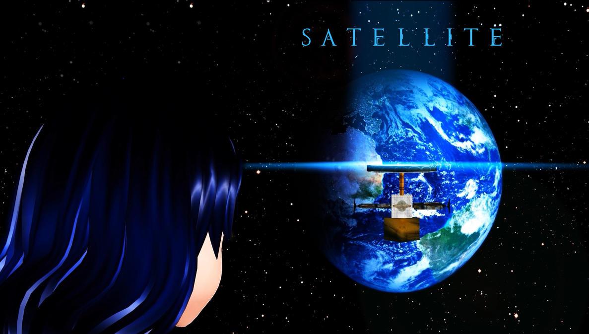 Satellite by myjay