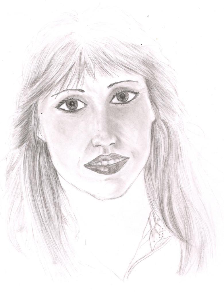 ABBA Agnetha Faltskog by FantasyMaker