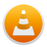 VLC icon for Mac OS X Yosemite