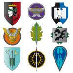 Larp Heraldry 1