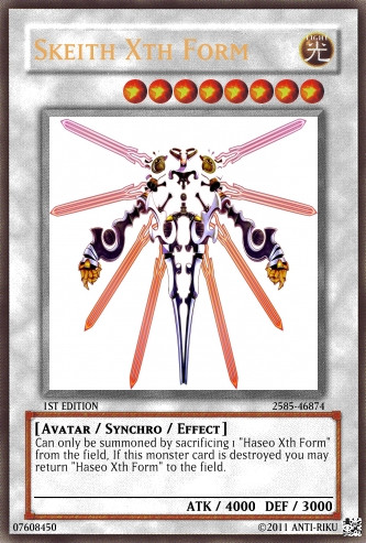 Skeith Xth Form by Anti-Riku1 on DeviantArt