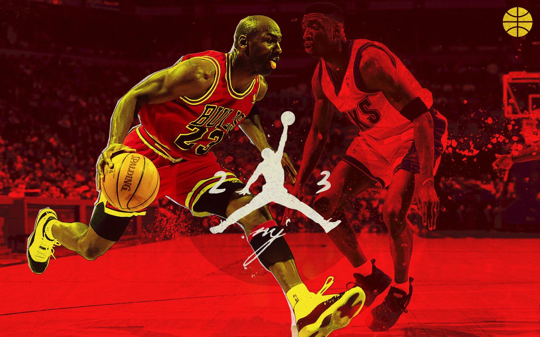 Michael Jordan Chicago Bulls #23 City Lights Black Swingman Jersey bv4a