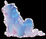 MOVED! Boucle Companion - Mermaid Silkie #00105