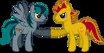 A Partnership by SteampunkSalutation