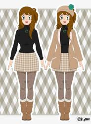 Kyt Sawyer Encina - Galar Region Outfit by Kyt666