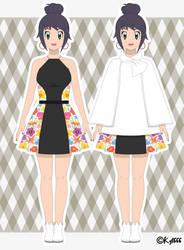 Ginebra Cipres Encina - Galar Region Outfit by Kyt666