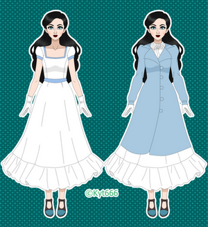 Camille Lightwood - Character Sheet - Fullbody