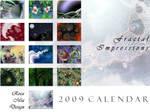 2009 Fractal Art Calendar