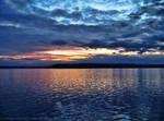 Puget Sound Sunset