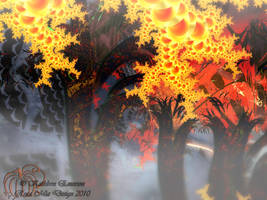 Haunted Forest by rocamiadesign