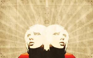 Rising Sun Wallpaper by HeskinRadiophonic