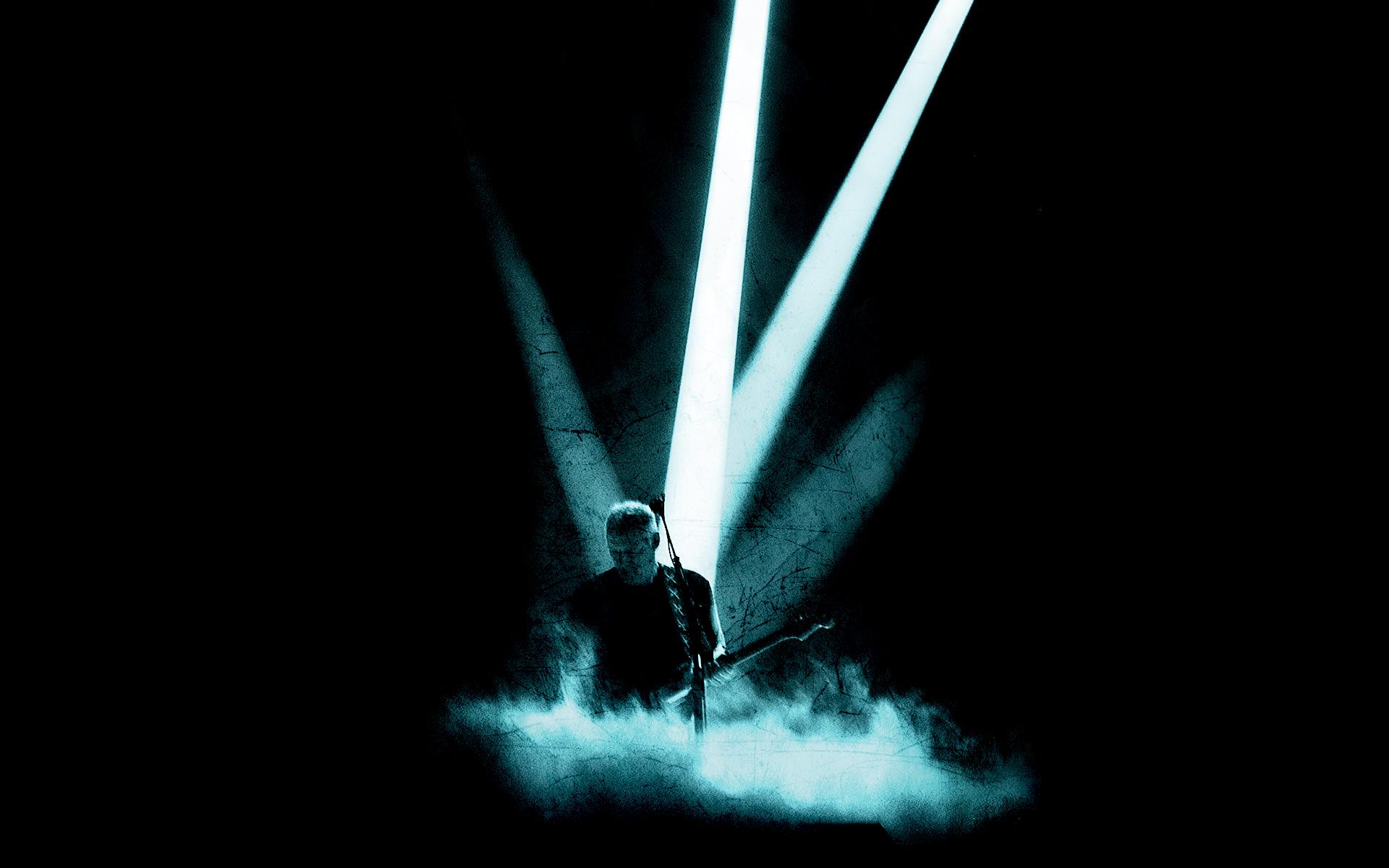 Dark Gilmour by HeskinRadiophonic