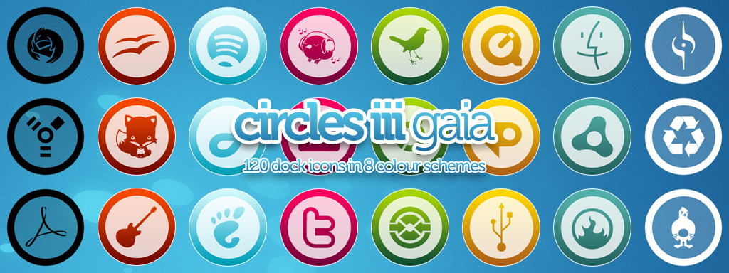 Circles III : Gaia by HeskinRadiophonic