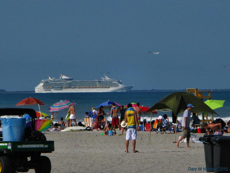 Cocoa Beach, Florida III by buddhabear
