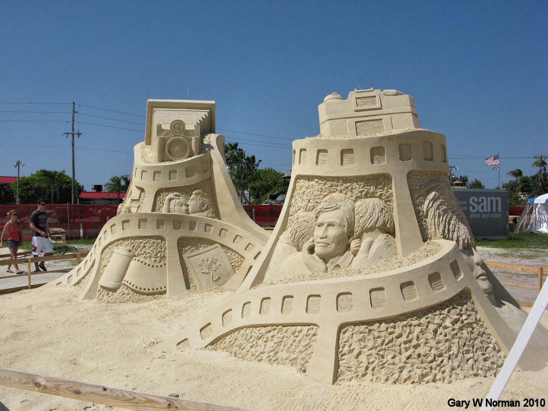 The Art of Sand Festival by buddhabear