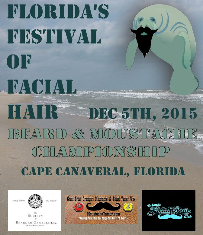 Florida's Festival of Facial Hair - a BMC by buddhabear