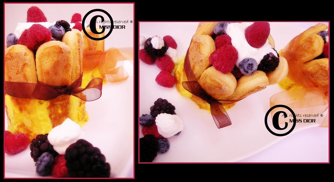 Berry Dessert by DIORDIOR