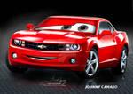Cars OC - Camaro :)