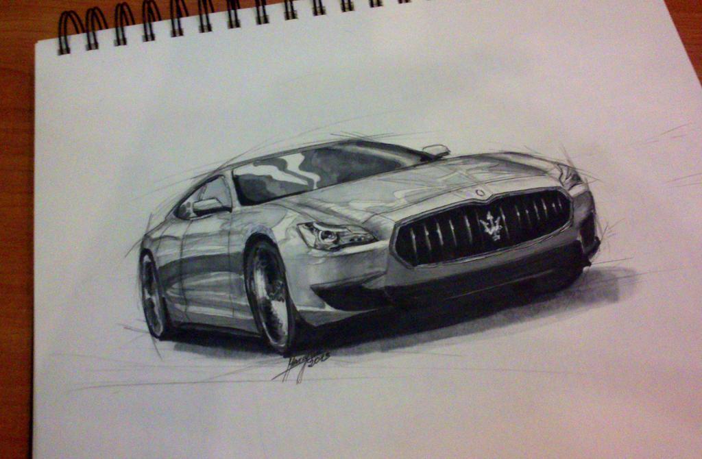 Quattroporte by camaro1