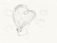 Love Air Balloon by Yummi-nee-chan