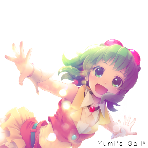 Gumi by Yummi-nee-chan