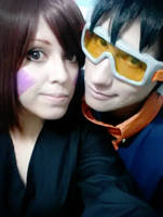 Obito x Rin Cosplay by ivachuk