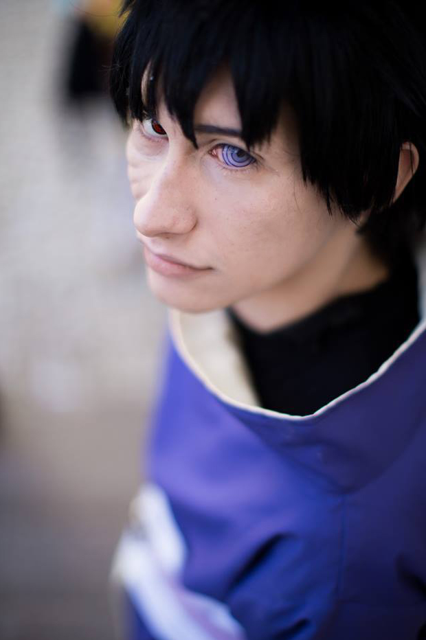 Uchiha Obito Cosplay by ivachuk