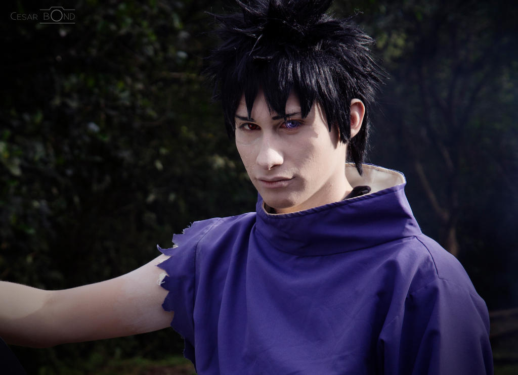 Uchiha Obito Cosplay IV by ivachuk