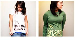 Nations Rejoice by YSR1