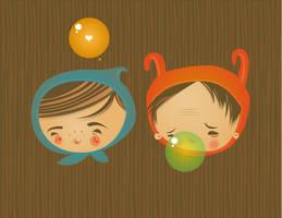 Bubbles by YSR1