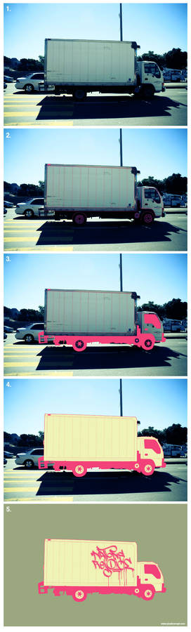 Vector Truck 'Tutorial'