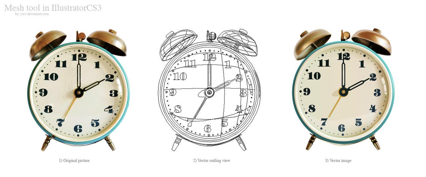Clock by YSR1