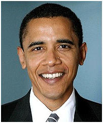 Bush, Obama by YSR1