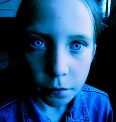 Blue eyed by YSR1
