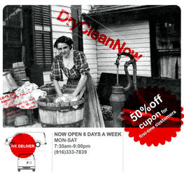 Dry Clean Today by YSR1