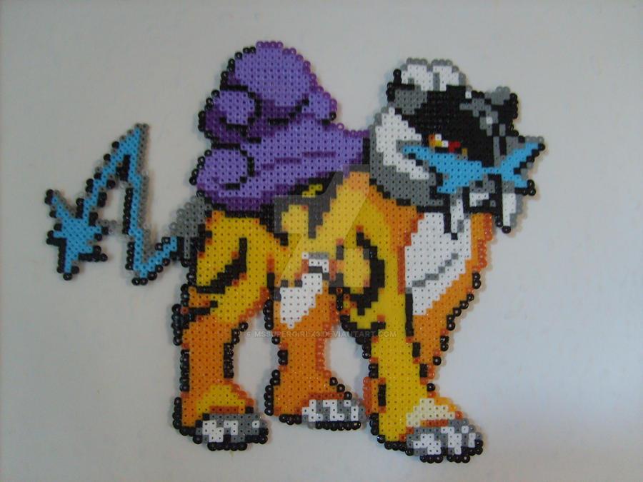 how to catch raikou pokemon x
