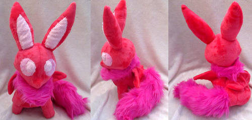 Pink Soothing Dreamer (Axiety Aid Plush) by VanguardWingal