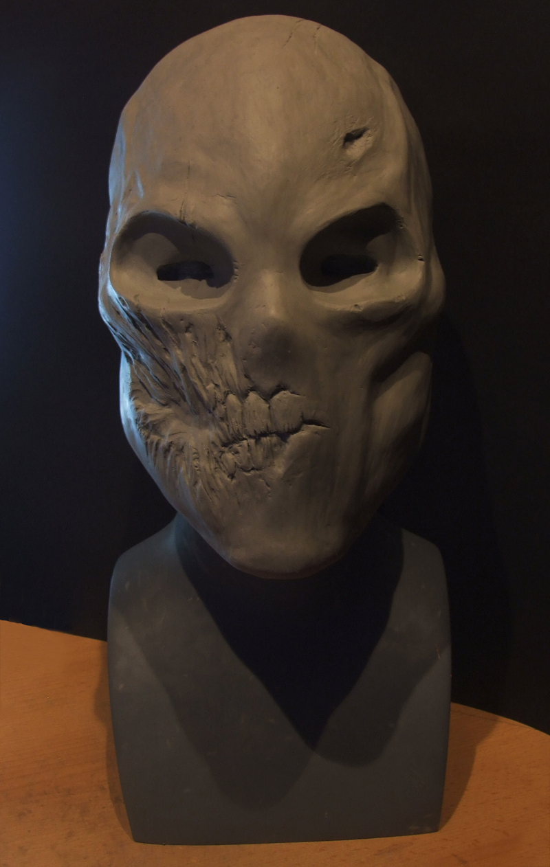 ARMY OF TWO RIOS MASK WIP by liquid-venom on DeviantArt