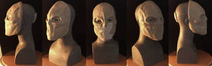 ARMY OF TWO RIOS SCULPT FINISH