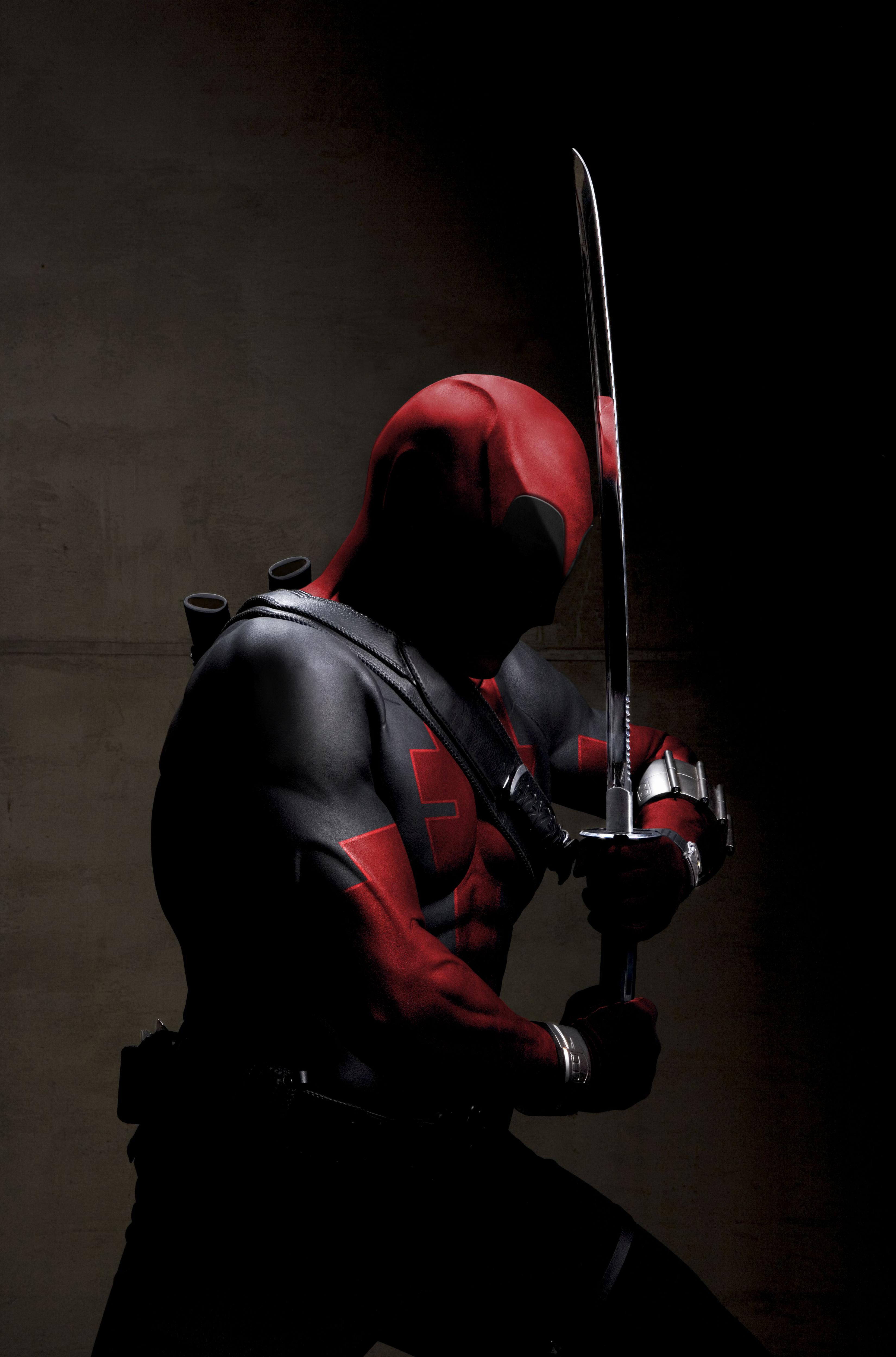 Movie Style Deadpool by liquid-venom