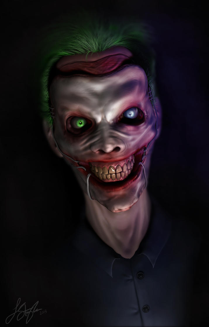 New52 Joker by liquid-venom on DeviantArtNew 52 Joker Wallpaper